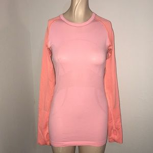 Lululemon long sleeve swiftly tech shirt 4 flaw